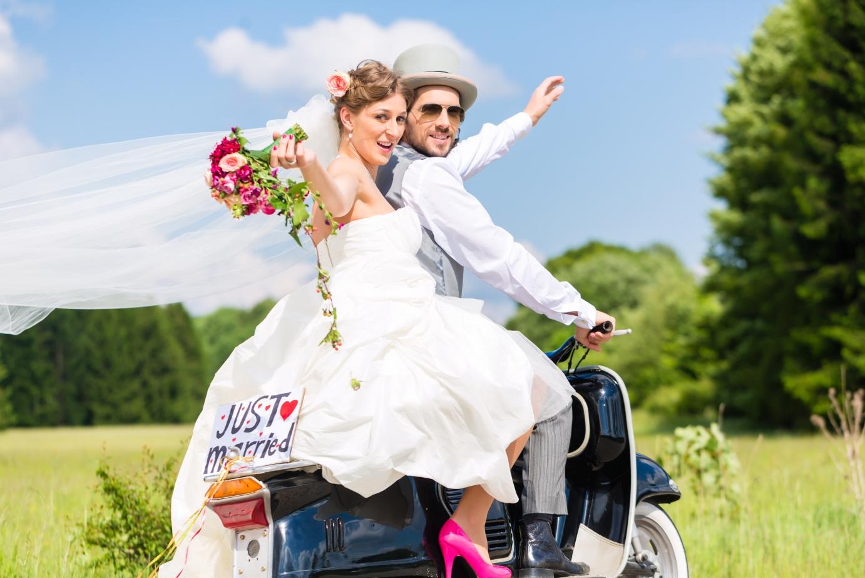 Najmodniejsze okrycia na ślub